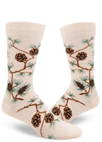 pinecone-mens-socks